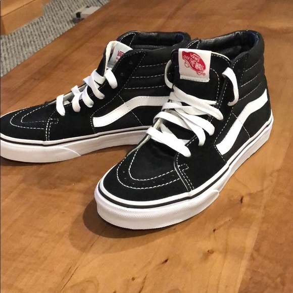 Vans Shoes | Vans Kids Sk8 Hi Tops